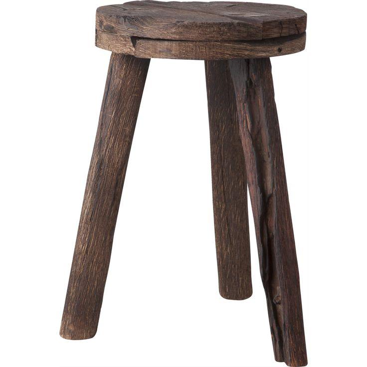 WOOD STOOL Taburet - 499,- | Køb online | ILVA
