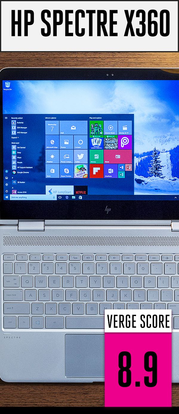 Hp Spectre X360 A Laptop That S Greater Than The Sum Of Its Parts Hp Spectre Best Laptops Ssd