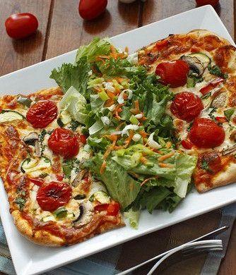 Пицца с овощами и рисом вегетарианская рецепт – итальянская кухня, вегетарианская еда: паста и пицца. «Афиша-Еда»