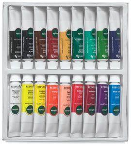 Akrylove barvy