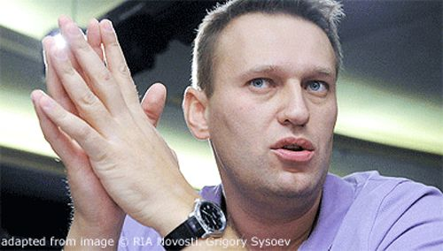 Russian opposition figure Alexei Navalny ... Russia-related news at the JRL www.russialist.org