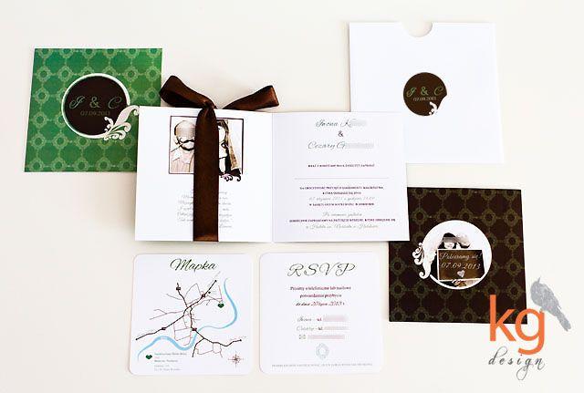 nietypowe, oryginalne, niepowtarzalne, artystyczne, klasyczne, eleganckie, wyjątkowe, ręcznie robione zaproszenia na ślub i wesele, zaprosze...