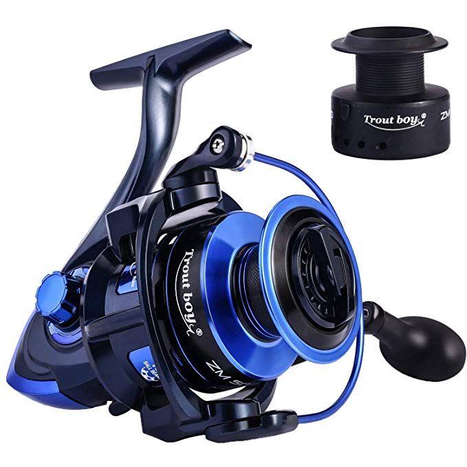 Pin On Spin Fishing