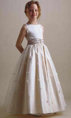 vestidos de comunion sencillos 3