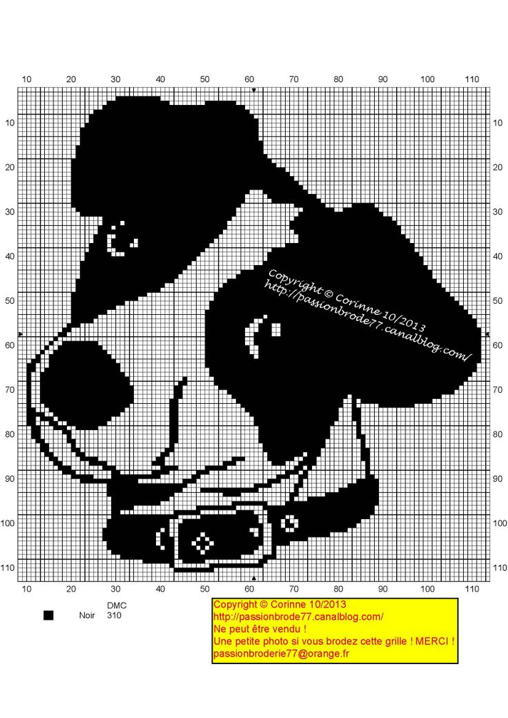 17 Best images about Pixel hond / dogs on Pinterest Perler bead patterns, W...