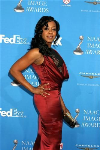 Tichina Arnold 37th NAACP Image AwardsShrine AuditoriumLos Angeles, California - 25.02.06