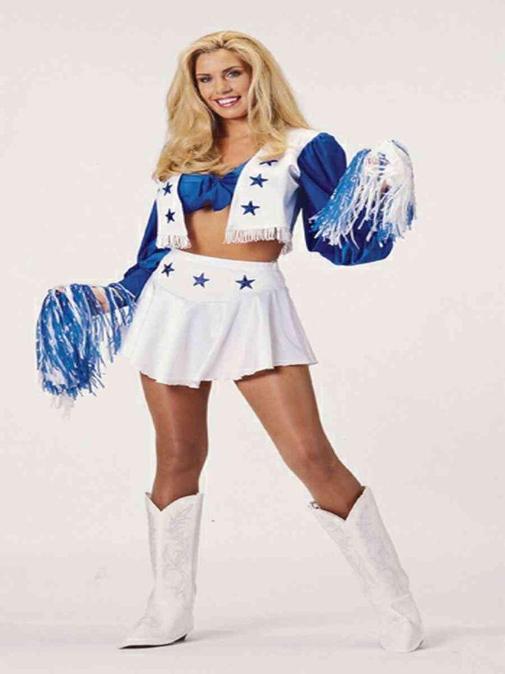 Dallas Cowboys Cheerleading Uniform