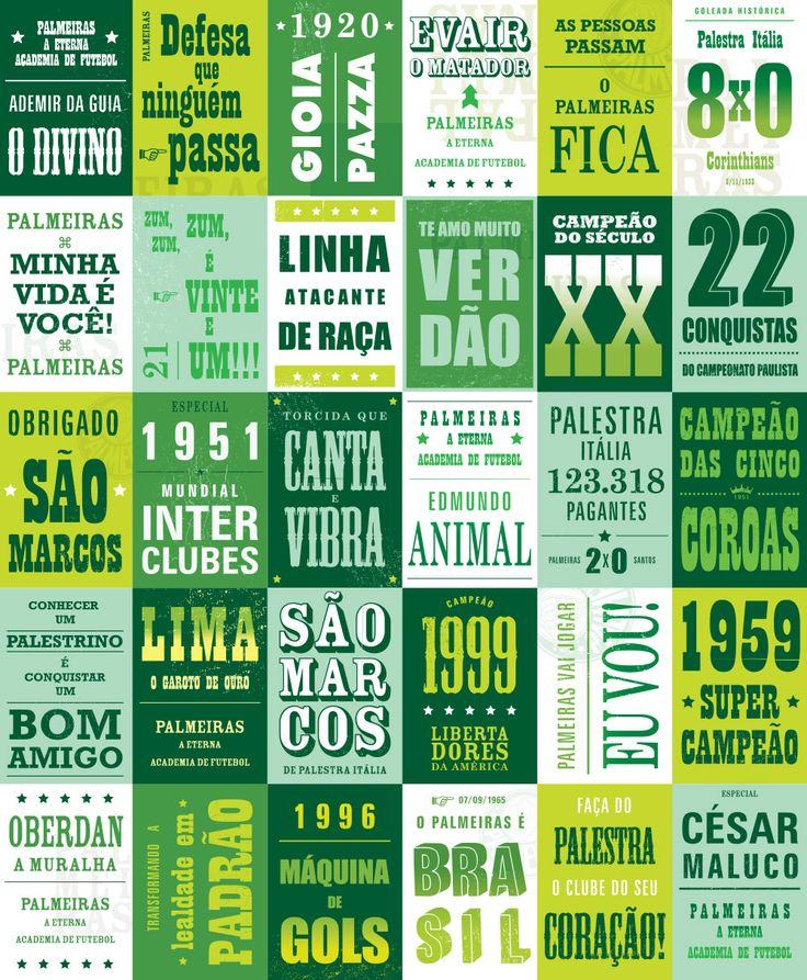 FAL Design | Palmeiras Academia Store