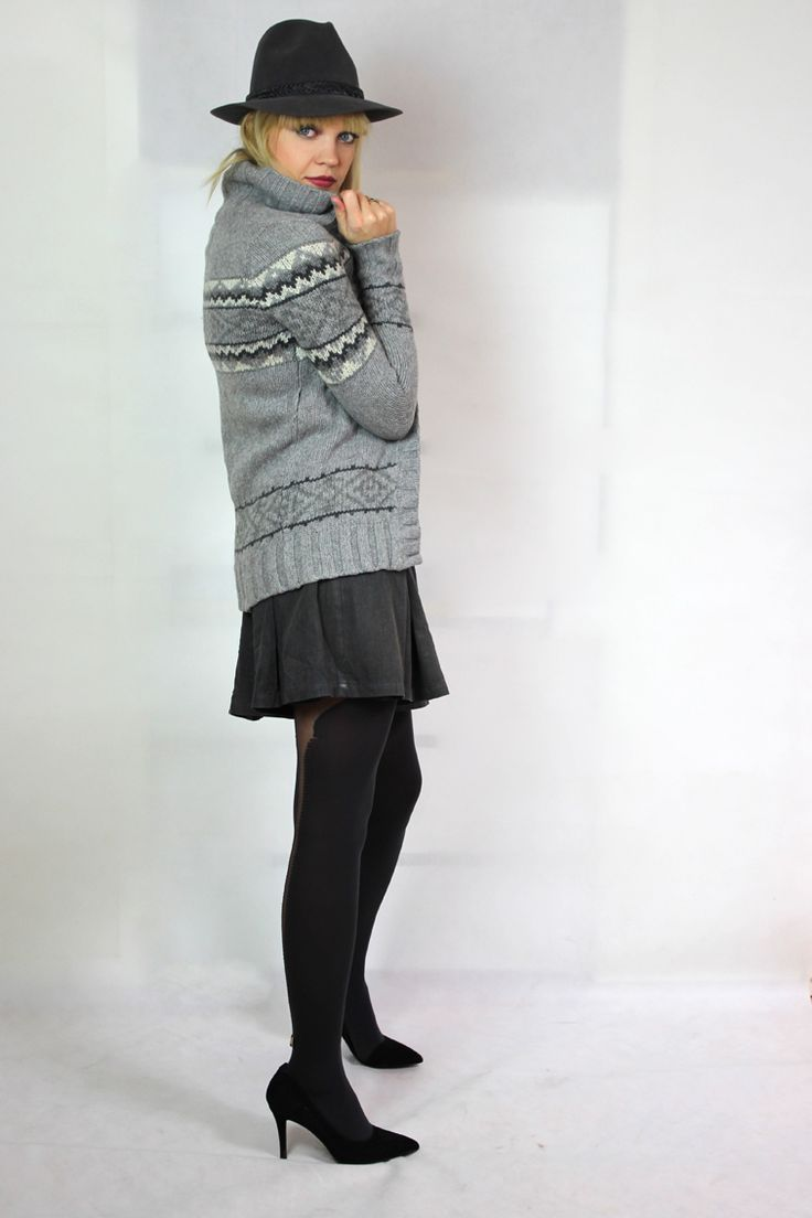 #fashion #streetstyle #style #look #outfit #blogger www.kobiece-inspiracje.com