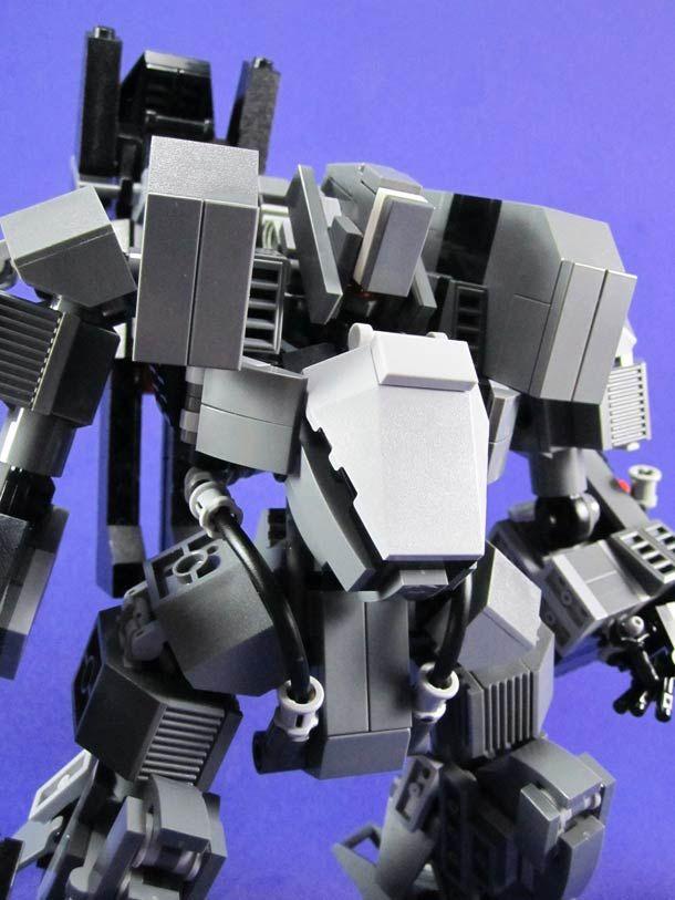 LEGO Mecha – The LEGO robots by Lu Sim