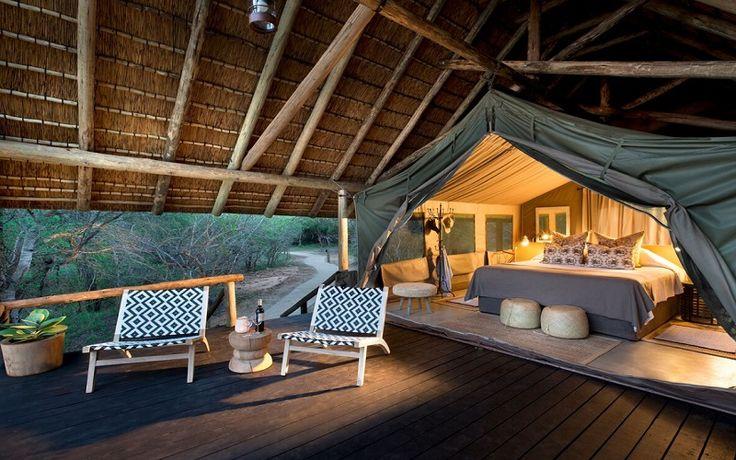 Tanda Tula Safari Camp, Timbavati Game Reserve