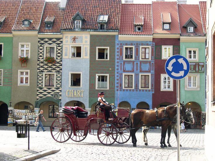 Poznań, Rynku, Polska