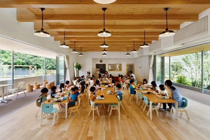 Galeria de Escola Infantil SM / HIBINOSEKKEI + Youji no Shiro - 2