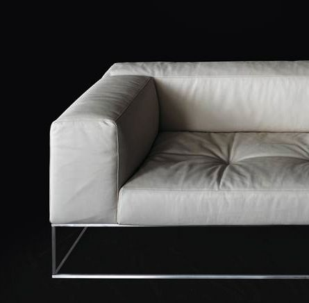 Best Living Divani Images On   Couches Canapes And Settees