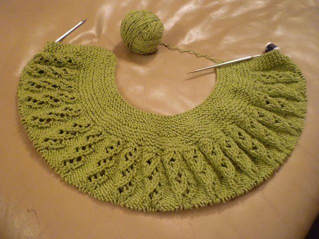 Ravelry: Project Gallery for Olinda pattern by Georgie Hallam