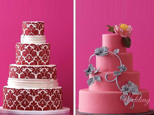 Top 50 de las tortas más bellas para la ceremonia de la boda (parte 1)