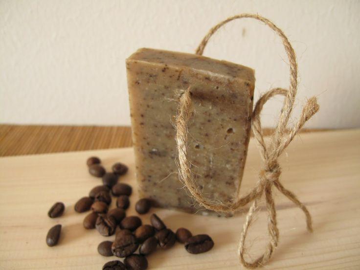 Coffee soap / Kahvisaippua