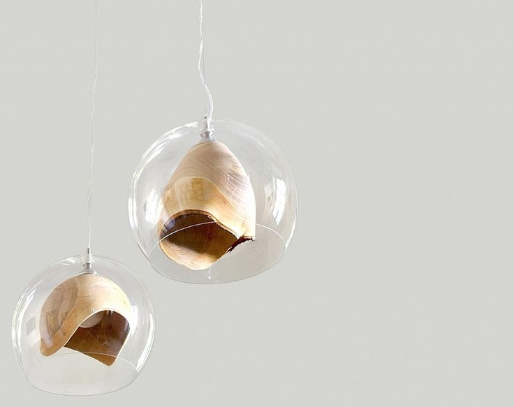 Teca Pendant Lamp by Shiina+Nardi Design