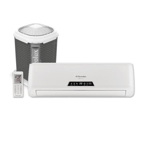 Ar Condicionado Split 12000 Btus Quente E Frio Electrolux Eco