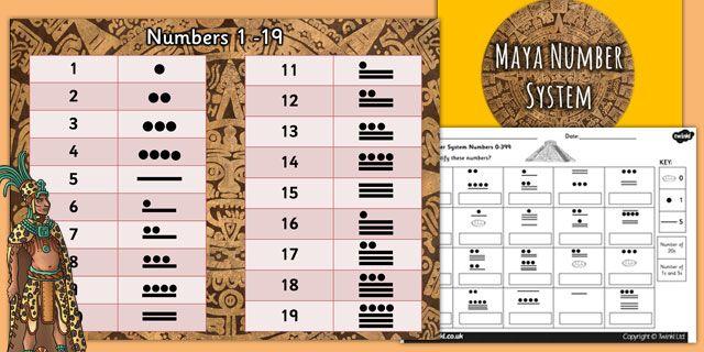 maya number system lesson teaching pack history geog pinterest student centered resources. Black Bedroom Furniture Sets. Home Design Ideas