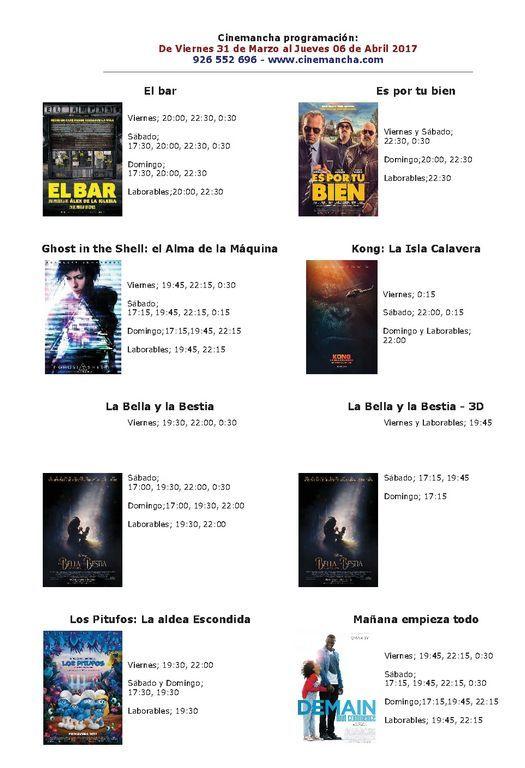 Cartelera Cinemancha del 31 de marzo al 6 de abril - https://herencia.net/2017-03-31-cartelera-cinemancha-del-31-marzo-al-6-abril/?utm_source=PN&utm_medium=herencianet+pinterest&utm_campaign=SNAP%2BCartelera+Cinemancha+del+31+de+marzo+al+6+de+abril