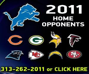 Detroit Lions Tickets