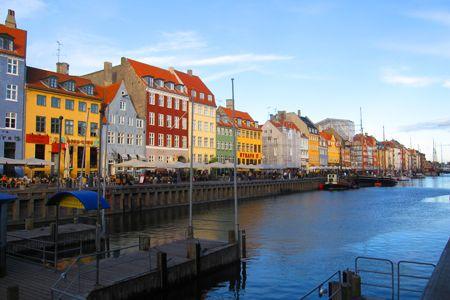 北欧コペンハーゲン・ニューハウンで美味しいお夕飯~Restaurant Havfruen~ : 赤いキノコ手芸団