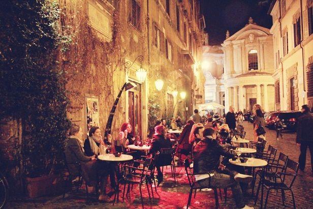 Photo of Antico Caffe delle pace in Rome by Rebecca Price Butler