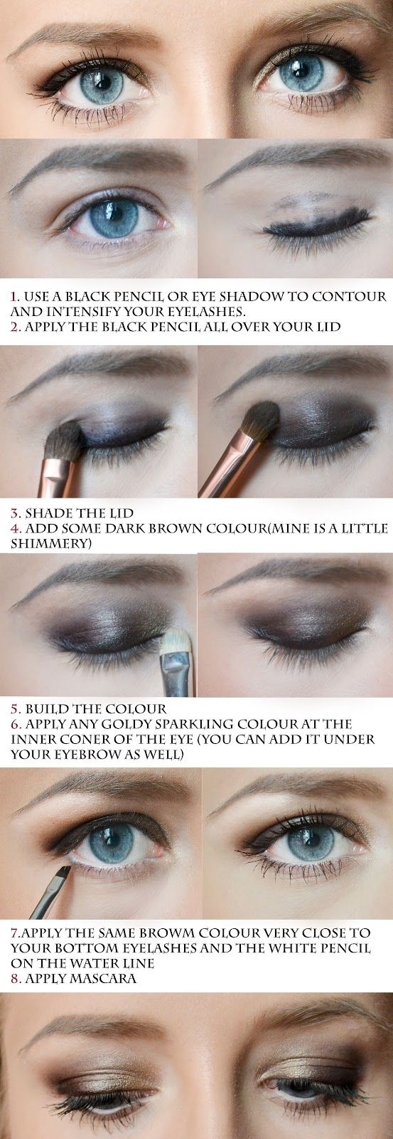 best makeup images on Pinterest  Beauty tips Hair makeup and