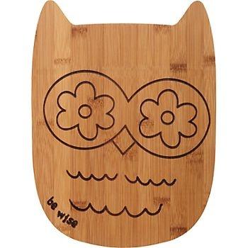 Paper Source, Owl Cutting Board