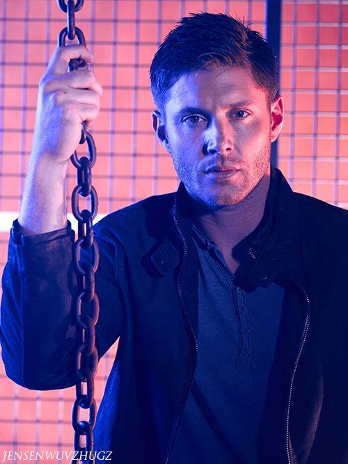 Jensen Ackles Season 9 Promo Photoshoot Outtakes