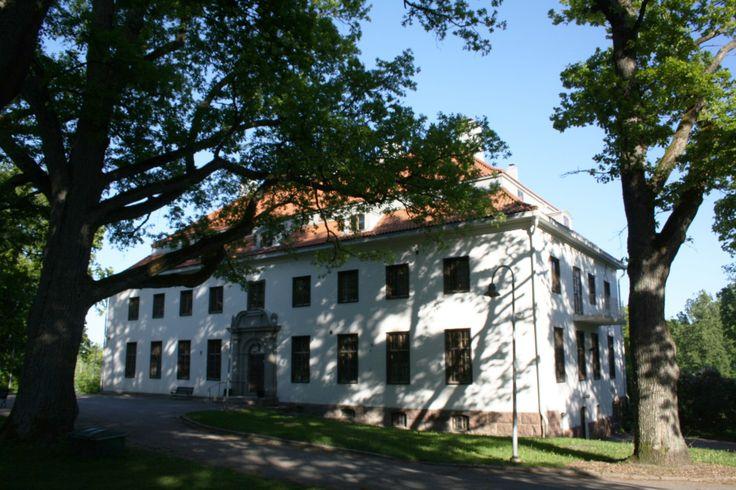 Träskända Manor, Finland
