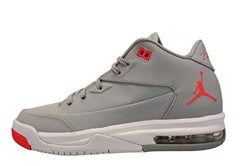 Nike Jordan flight origin 3 bg – Chaussures de basket-ball, Homme, Couleur Gris (wolf grey/infrared 23-white), taille 39: – Chaussures…
