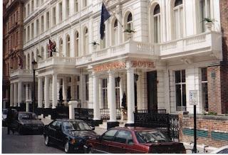 Charles Dickens Hotel, London