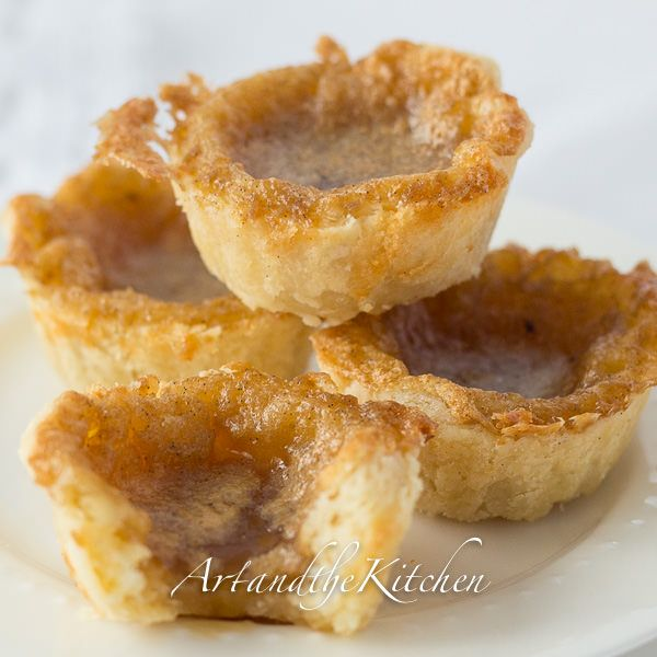 Christmas just wouldn't be the same without being able to indulge in a good old fashioned Canadian Butter Tart. Every family Christmas someone brought Butter Tarts and they always seemed the first treat to disappear. I think the true test of an exceptional butter tart is the crust; and in my opinion that means making …