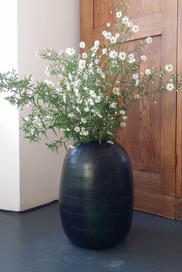 Waldblumen. Vase Guaxs Belly Enorm