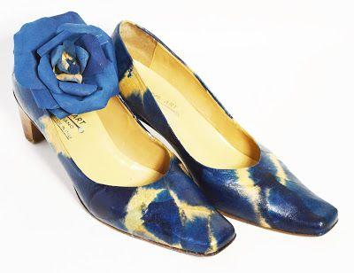 Mestesuguri Impletite: Schimba imaginea pantofilor vechi