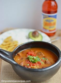 Frijoles Colombianos (Colombian-Style Beans)