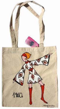 Tutti Pazzi per labore usa nuestras #bolsas de algodón como #lienzo