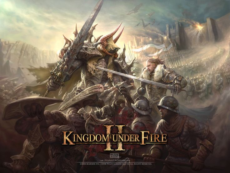 Kingdom Under Fire 2 - http://gameshero.org/kingdom-under-fire-2/