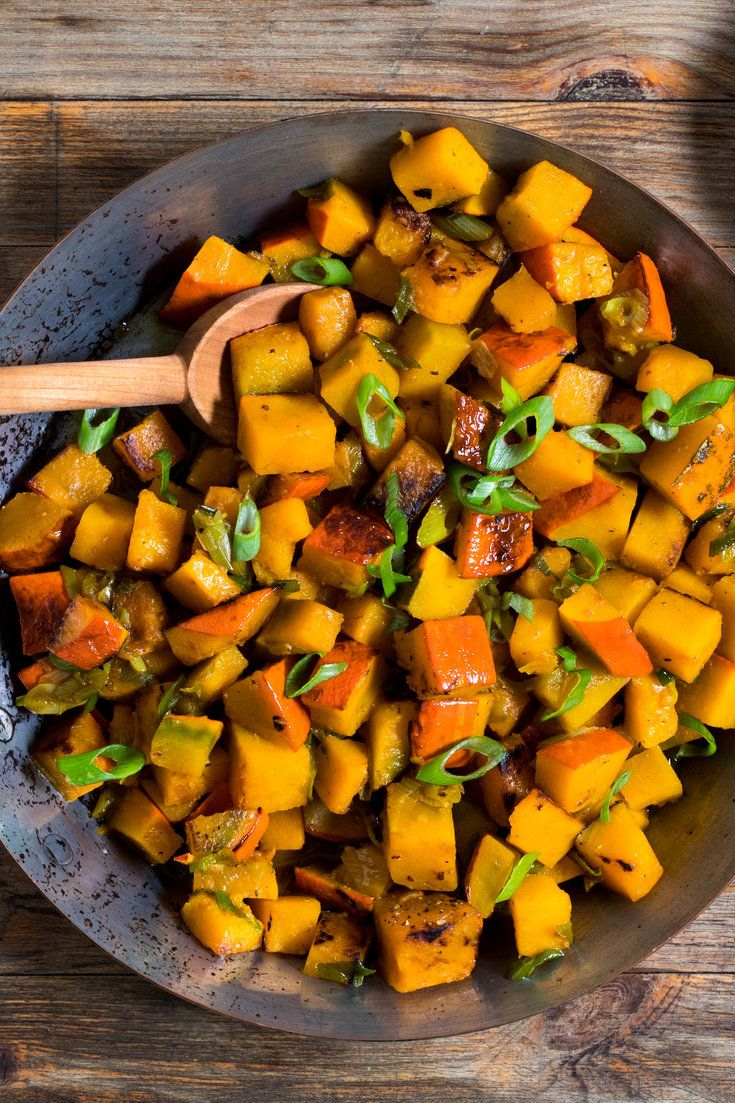 Nyt Cooking When You Can T Eat One More Roasted Winter Vegetable This Bright Fragrant Soup Stew Does The Trick It Vegetable Dishes Recipes Buttercup Squash