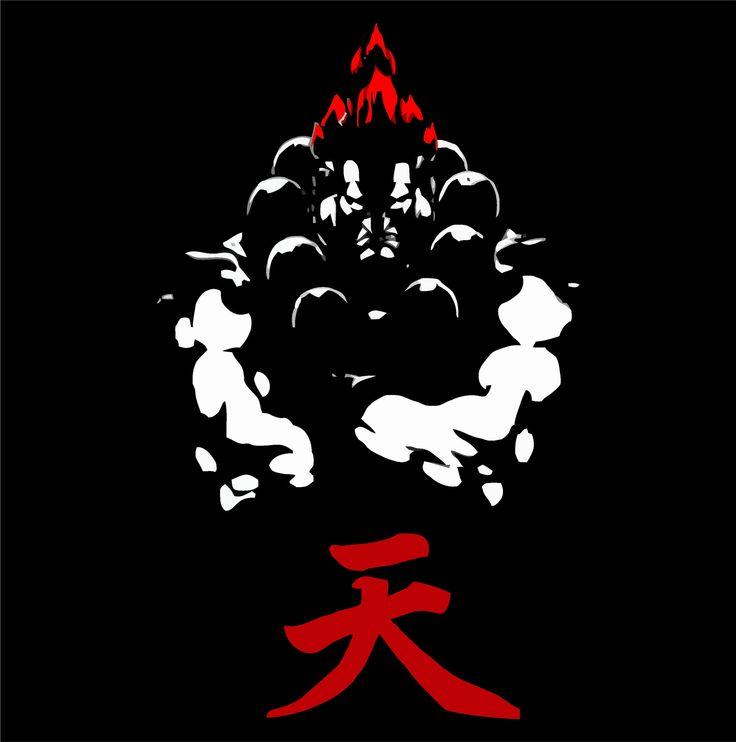 Akuma Street Fighter Shirt