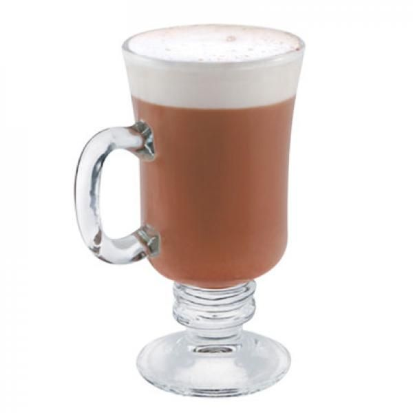 Spiced Red Chocolate -  Low Calorie Holiday Cocktail -  Ingredients 1 ½ parts Red Stag by Jim Beam® Spiced Bourbon Sugar free hot chocolate  Directions: Prepare hot chocolate, building in a heat proof mug. Add Red Stag by Jim Beam® Spiced Bourbon.