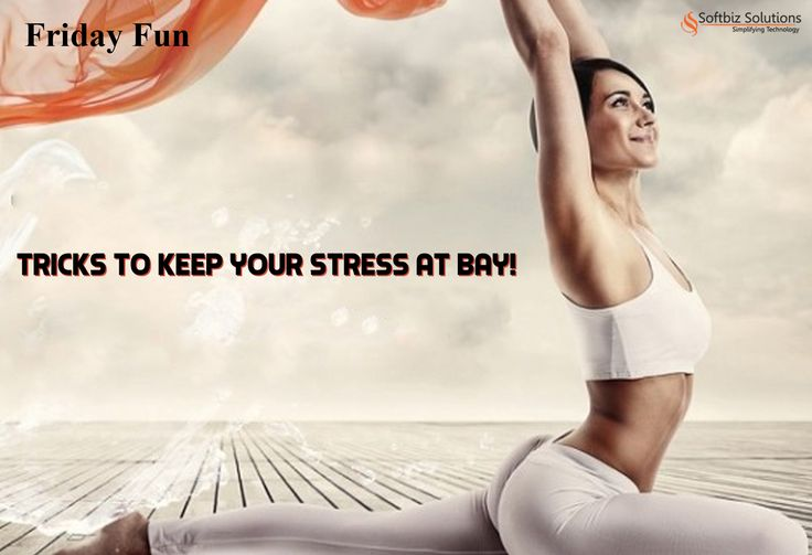 This weekend kick away all your stress by following these secrets tips. Have a look http://bit.ly/1Uj5SNM