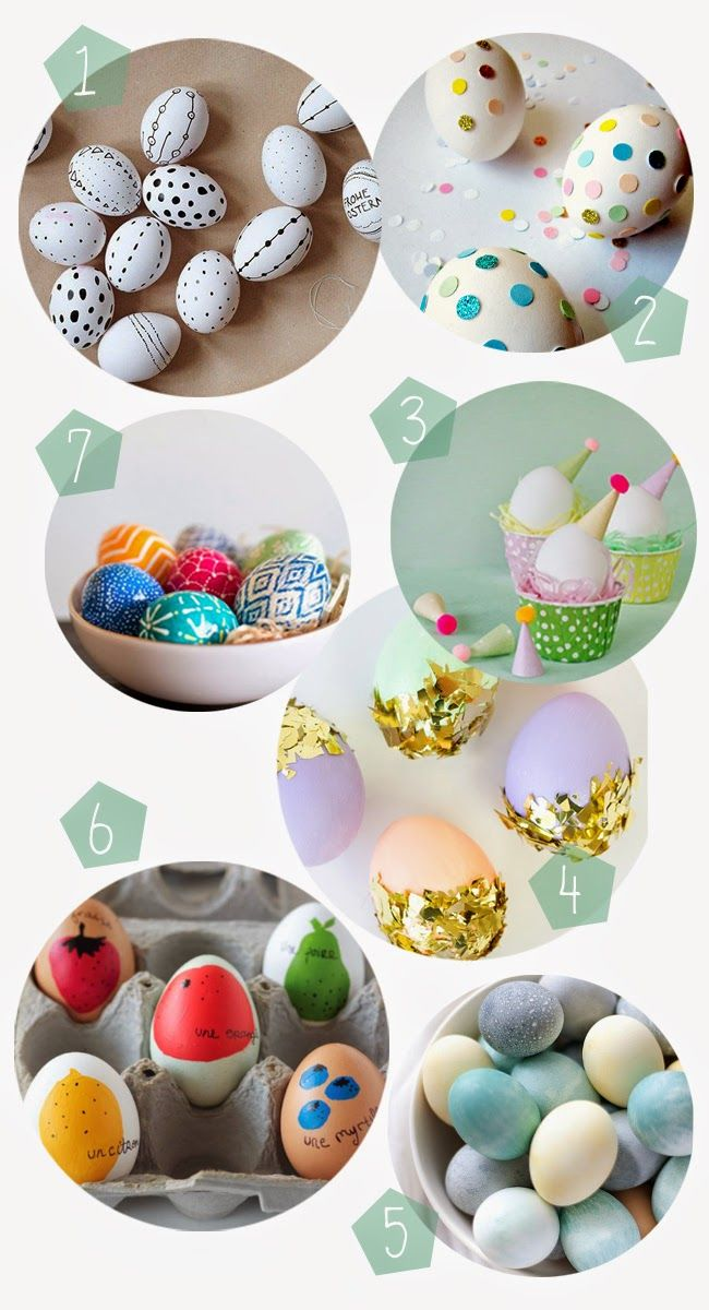 Decorate: Our Favorite Easter Egg DIYs!