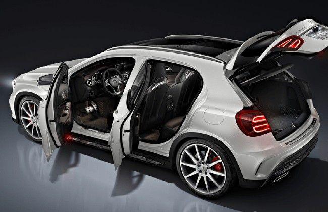 Mercedes GLA45 AMG #MERCEDES #GLA45AMG