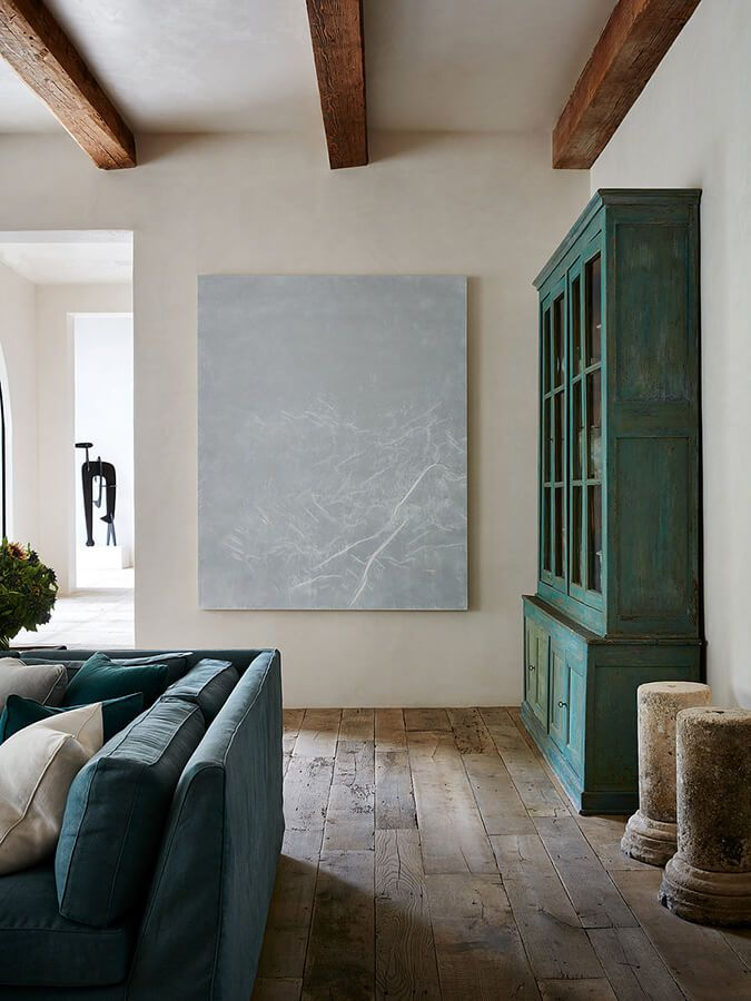 Rancho Santa Fe Villa Countryside Home Atelier Interior Design