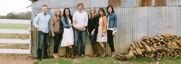 About Magnolia - Magnolia Farms - from the new HGTV show ''Fixer Upper'' --- I LOVE THIS SHOW - I LOVE THIS FAMILY!