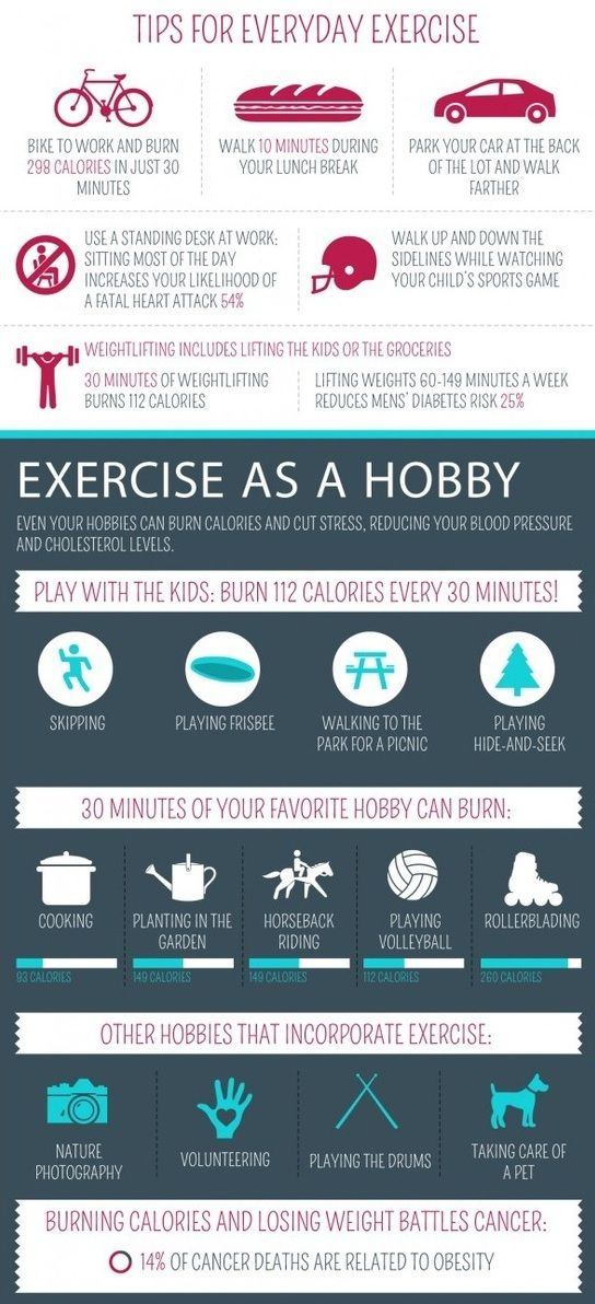 Tips for Everyday Exercise