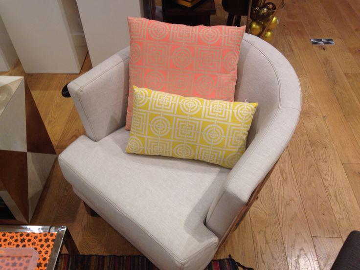 Dubai flat armchair corner